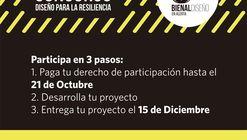Primer Concurso de Diseño para la Resiliencia
