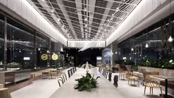 SAPOON SAPOON Café / Betwin Space Design