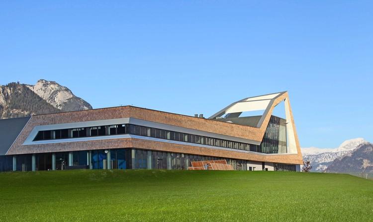 Narzissenbad Aussee Spa Resort / Schulz Architektur, Courtesy of Schulz Architektur
