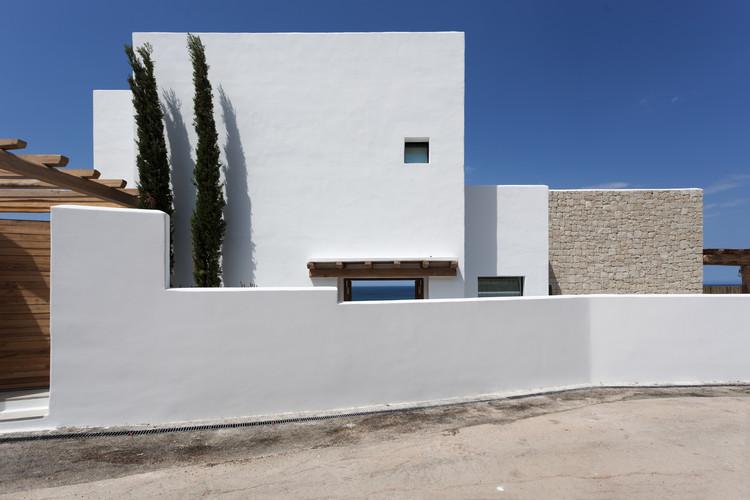 Casa Driessen  / Antonio Altarriba Arquitecto, © Diego Opazo