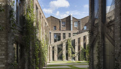 Forest Mews / Stolon Studio Ltd