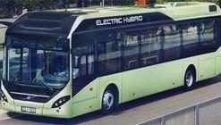 Suecia inicia testeo en buses que detectan peatones y ciclistas