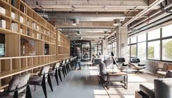 Flahalo Office Renovation / Atelier LI