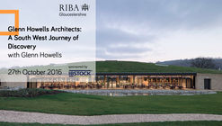 RIBA Gloucestershire: Guest Lecture with Glenn Howells