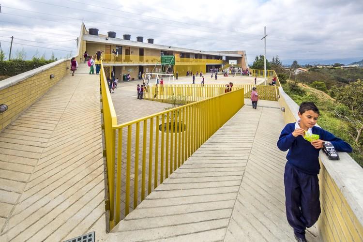 Institución rural Chaparral / Plan:b arquitectos , © Alejandro Arango