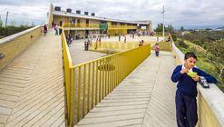 Institución rural Chaparral / Plan:b arquitectos