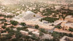 In Wake of Revolution, Francis Kéré Envisions a Transparent New Architecture for the Burkina Faso Parliament Building