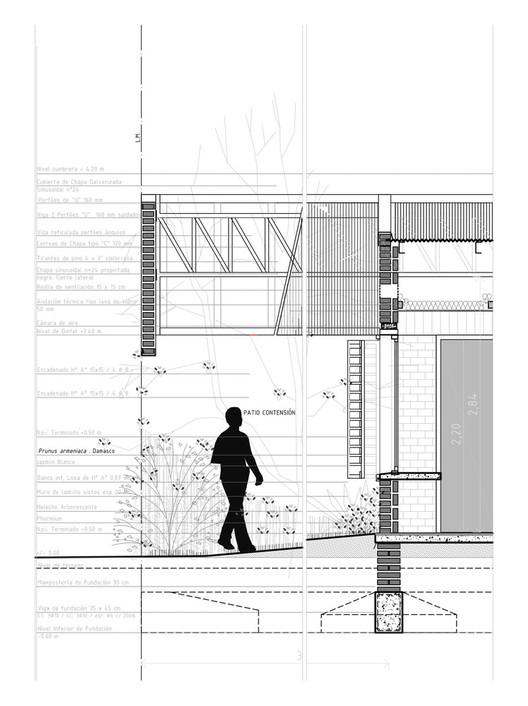 vía © RAIZALCUBO Arquitectura