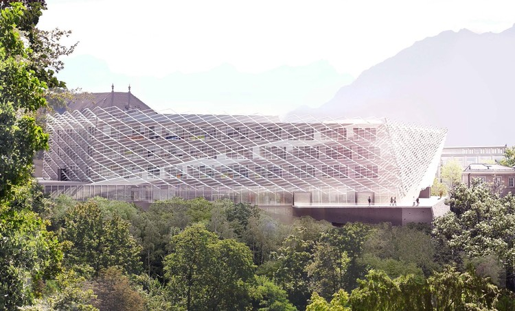 Behnisch Architekten Breaks Ground on Cancer Research Center in Switzerland, Courtesy of Behnisch Architekten