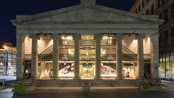 El centro comercial más antiguo de Estados Unidos se transforma en un edificio de micro-viviendas