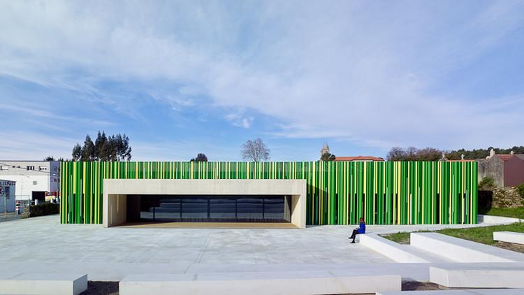Centro Social de Salcedo  / Santos y Mera Arquitectos S.L.P , © Santos Diez / Bisimages