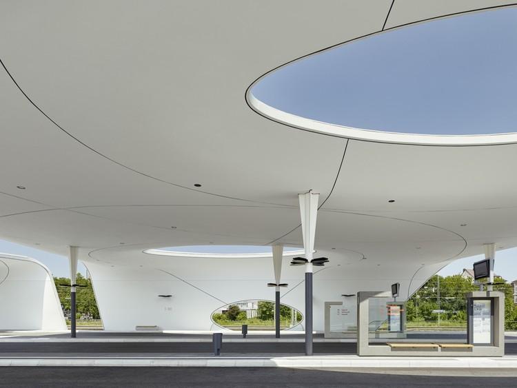 ZOB Pforzheim  / Metaraum Architekten BDA, © Zooey Braun