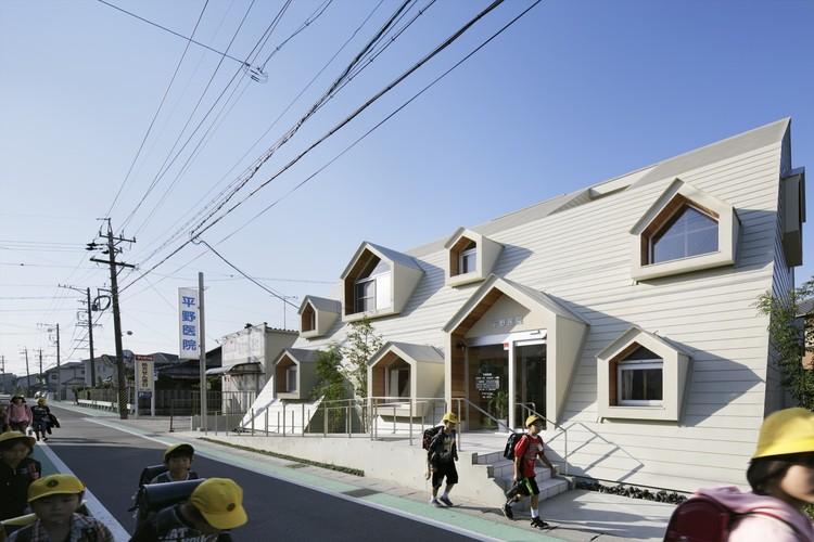Clínica Hirano / TSC Architects, © Masato Kawano / Nacasa&Partners Inc.