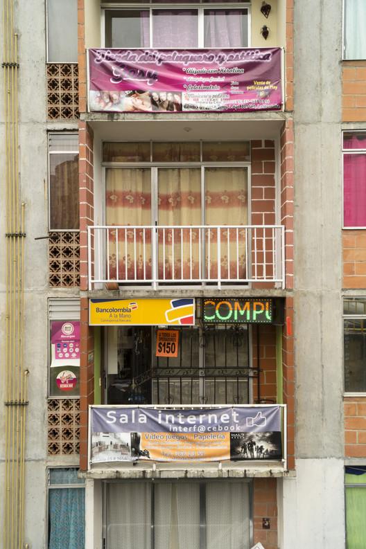 Casa Tomada, una investigación sobre la vivienda productiva en Medellín. Image © David Cadavid Castañeda, Federico Ortiz Velásquez