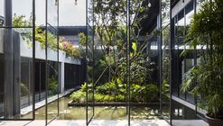 Fábrica Katzden Architec / NISHIZAWAARCHITECTS