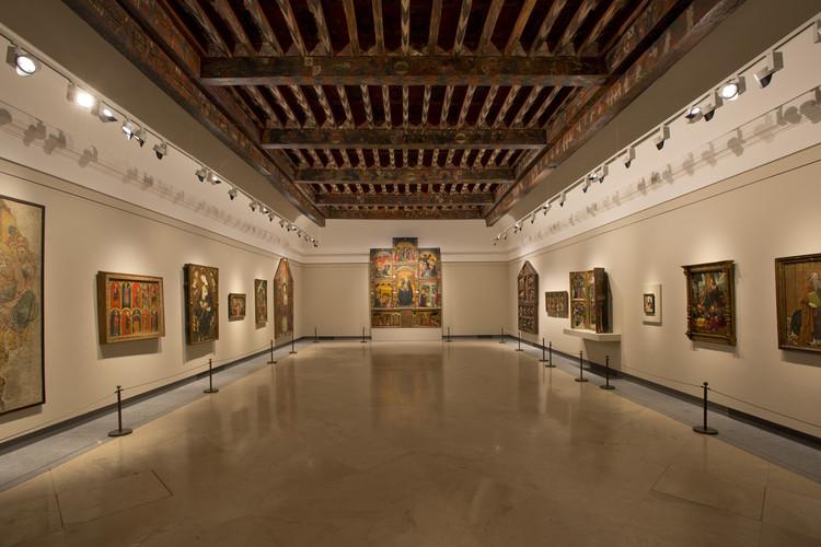 Museo del Prado. Image Cortesía de Bestimagen