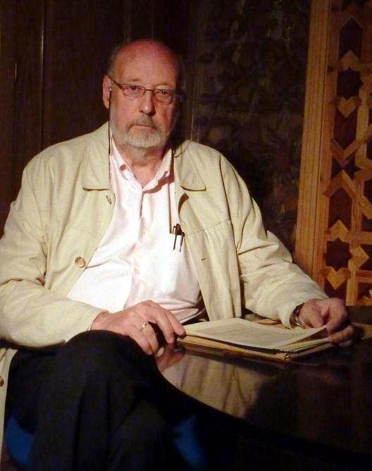 Enrique Nuere. Image Cortesía de Bestimagen
