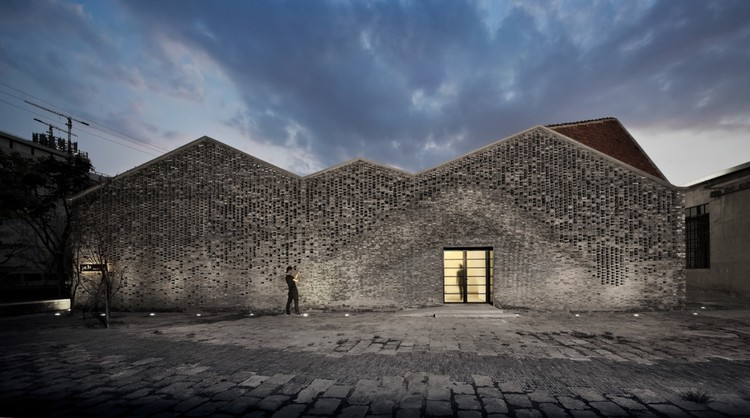 Chi She / Archi-Union Arquitectos, © Su Shengliang