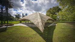 MPavilion 2016 /  Bijoy Jain of Studio Mumbai