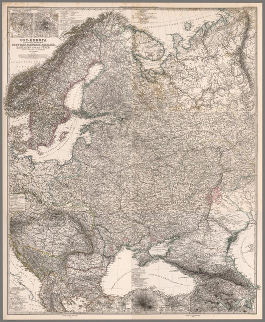 Cortesia de David Rumsey Map Collection