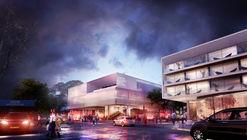 Tercer lugar concurso de diseño Centro Cultural Pedro de Osma en Lima / Gomez Platero Arquitectos