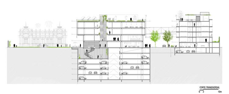 Cortesía de Gómez Platero Arquitectos