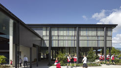 St Andrew's Anglican College Learning Hub / Wilson Architects