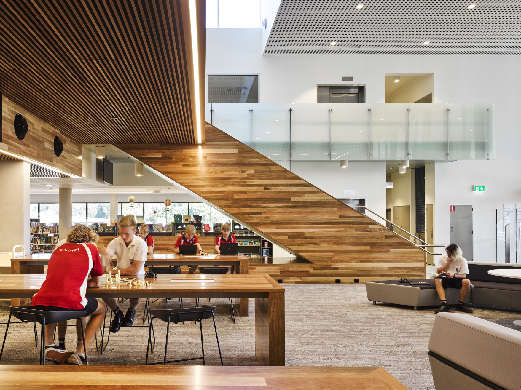Gallery Of St Andrews Anglican College Learning Hub