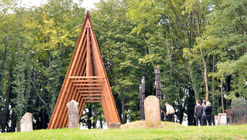 Funeral Chapel and Memorial Place / Modum