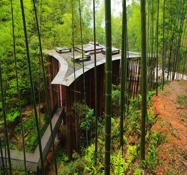 Bamboo Gateway / West-line studio, © Jingsong Xie, Martina Muratori, Haobo Wei