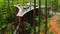 Bamboo Gateway / West-line studio