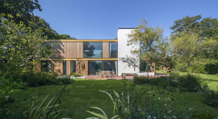 Woodpeckers / Ström Architects, © Luke Hayes