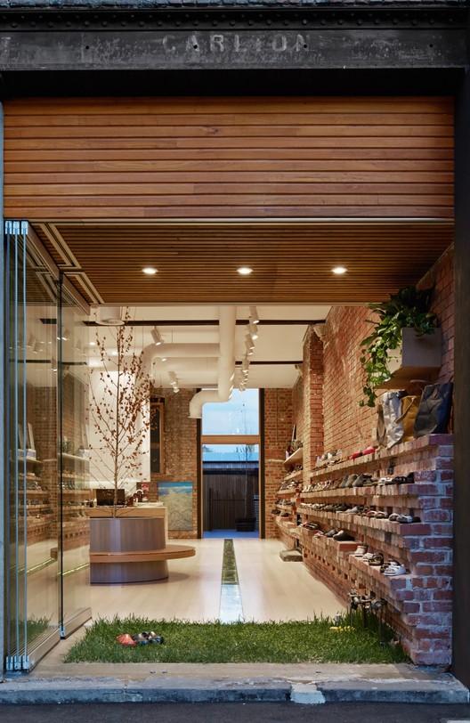 Birkenstock Australia Headquarters Melbourne Design Studios Mds
