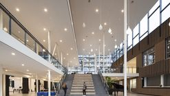 iPabo University of Applied Sciences / Mecanoo