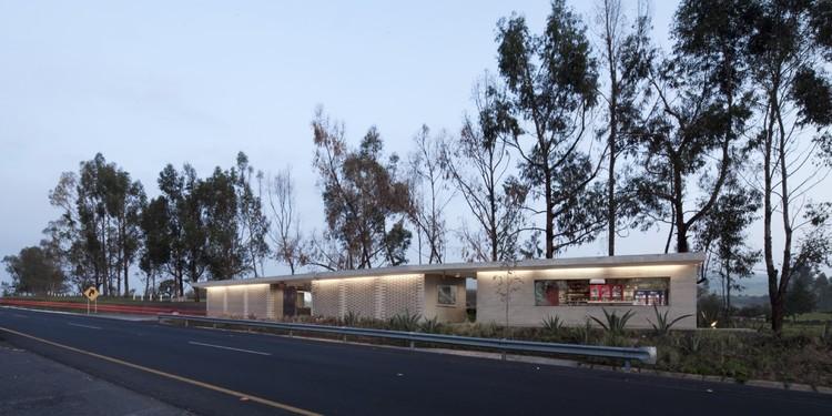 Módulos Carreteros / Rozana Montiel Estudio de Arquitectura + TOA Taller de Operaciones Ambientales, © Ramiro Chaves