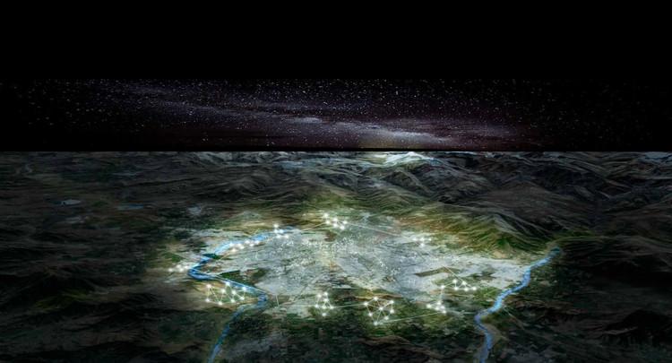 Constelación Urbana / TTC + AT. Image Cortesía de Santiago Ecologías Emergentes