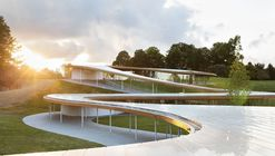 Grace Farms de SANAA, la obra ganadora del Mies Crown Hall Americas Prize 2014/2015