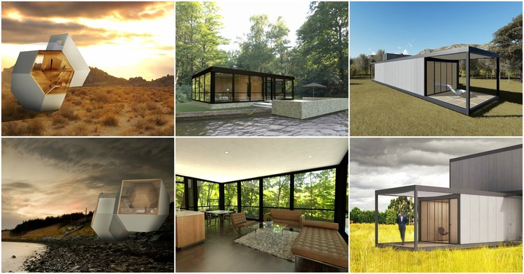 Mendes da Rocha, FUKSAS & PJAR Architects Design Pre-Fab Homes for Revolution Precrafted , Courtesy of Revolution Precrafted