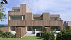Mehrfamilienhaus Chammerholz / Moos Giuliani Herrmann Architekten