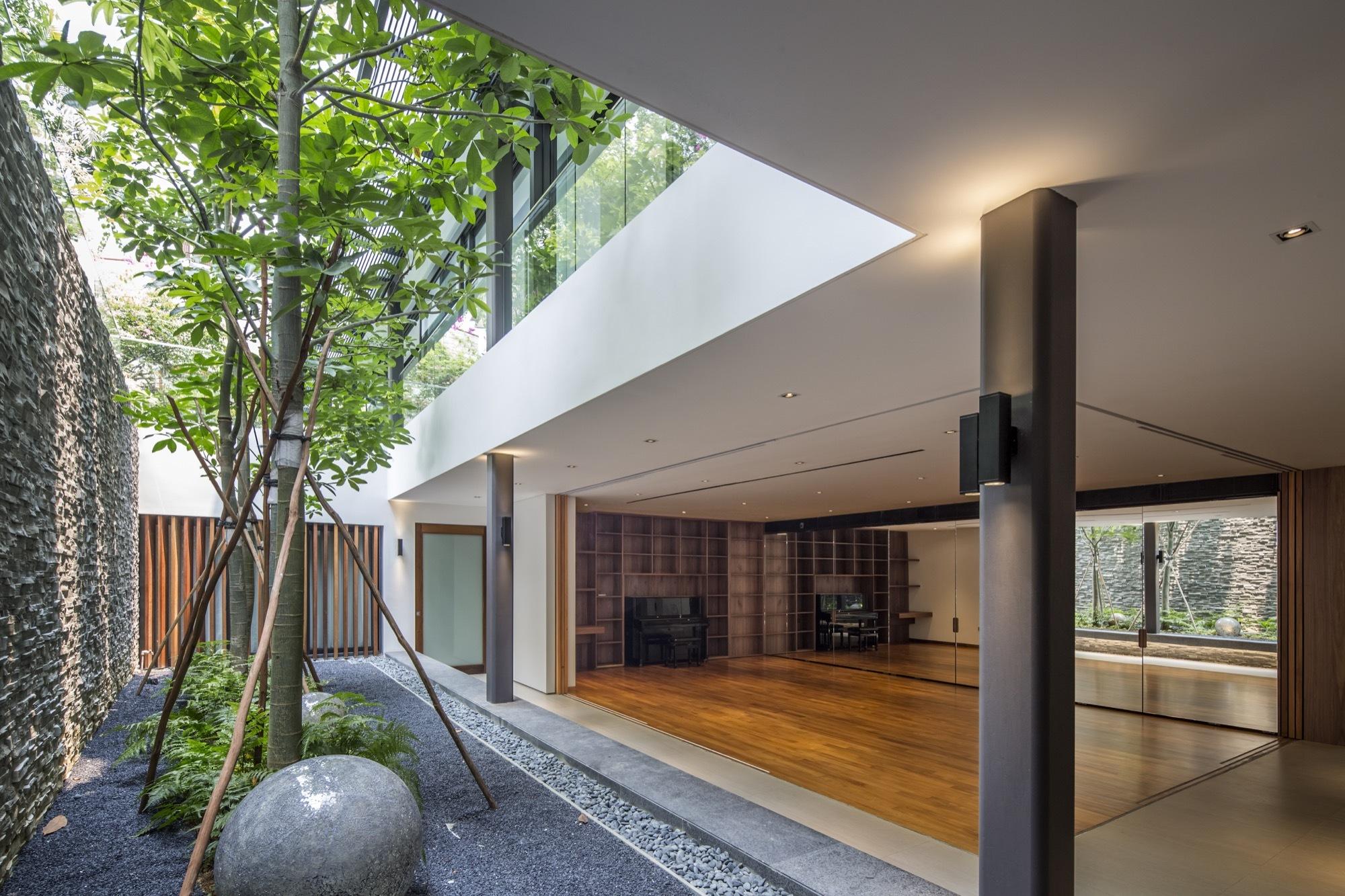 galeria de casa do jardim secreto wallflower