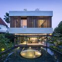 Secret Garden House  / Wallflower Architecture + Design