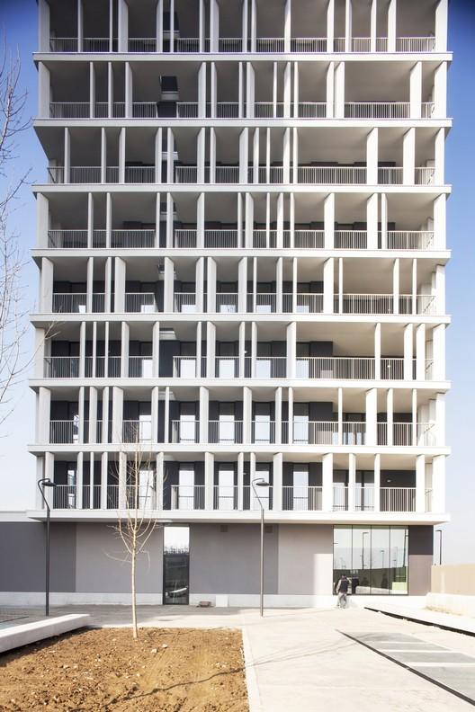 Cascina Merlata Social Housing / B22, © Filippo Romano
