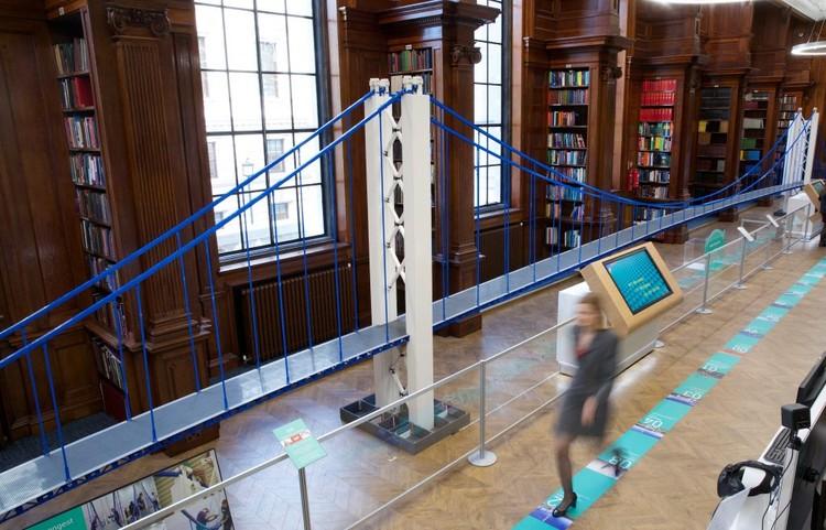 Nuevo récord: El puente más largo del mundo hecho totalmente de LEGO, © Matt Oliver/ICE vía Interesting Engineering
