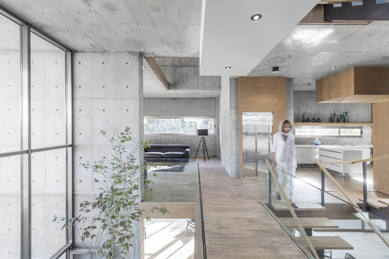 معماری و طراحی داخلی ویلا 131 در اصفهان