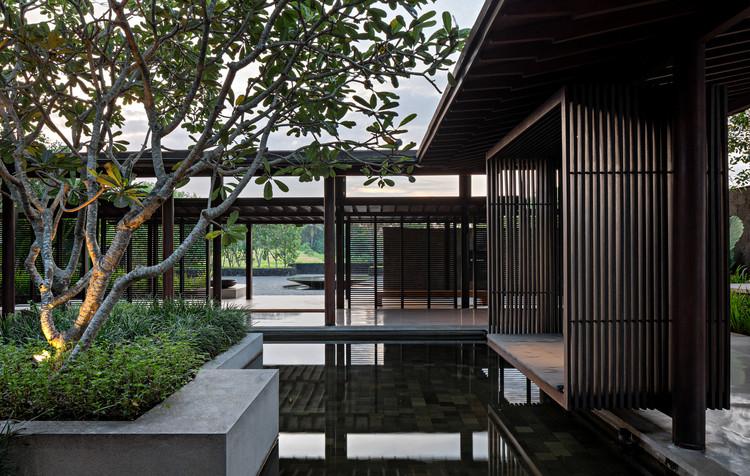 Japanese Spa Retreat