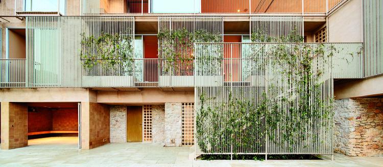 Casa Andamio / Ramon Bosch Pagès i Elisabet Capdeferro Pla. Image © José Hevia