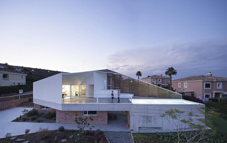 La casa de los vientos / José Luis Muñoz Muñoz. Image © Javier Callejas