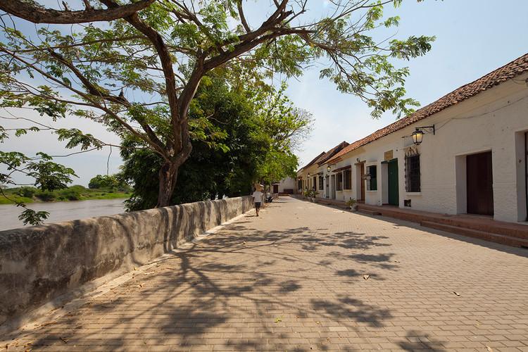 La Revitalización de la Albarrada, en Mompox (Colombia). Image © Sergio Gómez