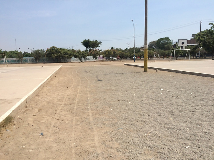 Antes. Image Cortesía de Lima Cómo Vamos