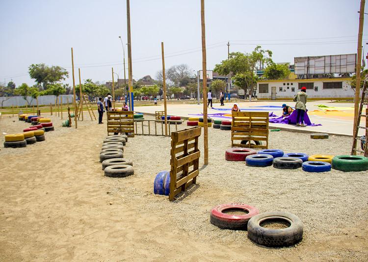 Después. Image Cortesía de Lima Cómo Vamos